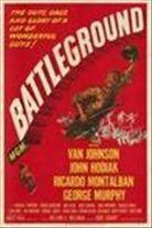 Battleground (1949). Starring: Van Johnson, John Hodiak, Ricardo Montalban and George Murphy
