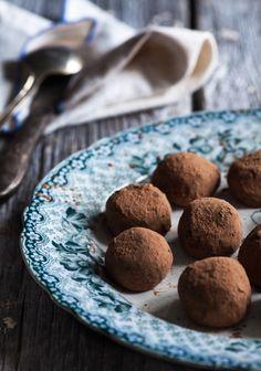 Je me suis dit qu'en incorporant des barres Mars à une recette de truffes au chocolat que je lui fais déjà depuis longtemps, j'allais gagner des points auprès de mon chum.
