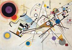 THE REAL KANDINSKY Composition n VIII