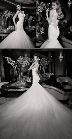 Gorgeous Galia Lahav 2015 Collection – Tales of the Jazz Age!