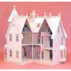 Garfield Dollhouse Kit - Overstock™ Shopping - Great Deals on Dollhouses