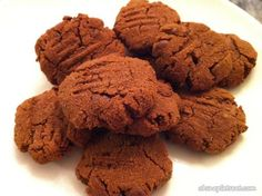 Paleo-friendly double chocolate chip cookies