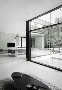 beautiful, simplistic, modern minimalist