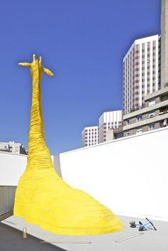 Giraffe Childcare Centre by Hondelatte Laporte Architectes I Like Architecture