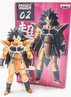 Dragon Ball HSCF Figure high spec coloring Raditz JAPAN ANIME