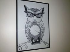 My 420 owl