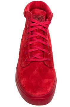 Radii Sneaker The Basic Red Red - Karmaloop.com