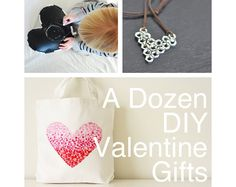 Sweet V-Day Stuff to Make for (or with) the Kids