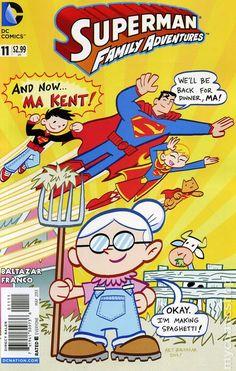 Superman Family Adventures (2012 DC) 11