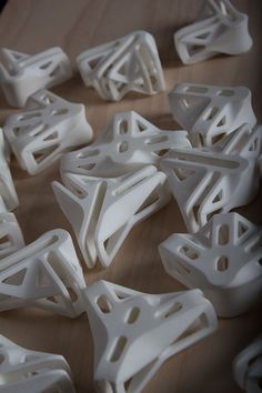 Print To Build, 3D printed joint collection on Industrial Design Served