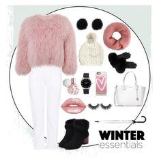 """""""Untitled #15"""" by bellanindia on Polyvore featuring Citizens of Humanity, Charlotte Simone, AGNELLE, Michael Kors, Casetify, Mestige, Lime Crime and Kate Spade"""