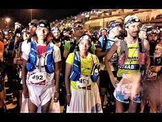 Tenerife Blue trail 2017: Video salida de todo el pelotón - YouTube