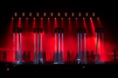 Peter Gabriel - Lighting design by Rob Sinclair