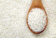 Rice to brighten skin.