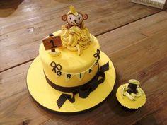 158 Best Monkey Cakes images | Monkey cakes, Monkey cake ...
