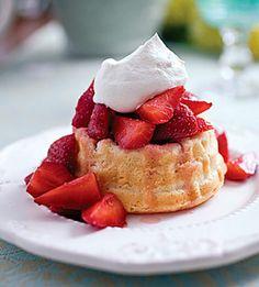Our Most Popular Strawberry Shortcake and Other Shortcake Recipes - Desserts - Recipe.com
