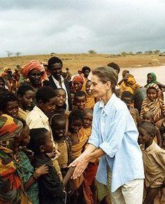 Somali refugee camp in northeastern Kenya, 1992. Copyright © Robert Wolders.