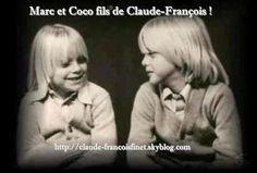 marc francois | ... FRANCOIS, MARC A GAUCHE ET CLAUDE-FRANCOIS JUNIOR DIT COCO A DROITE