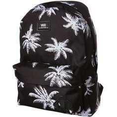 Vans Van Doren Ii Backpack (125 PEN) ❤ liked on Polyvore featuring men's fashion, men's bags, men's backpacks, los psychos and mens laptop backpack