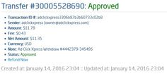 AdClikXpress Withdrawal Proof no 24 after RESTART I am getting paid daily at ACX and here is proof of my latest withdrawal. This is not a scam and I love making money online with Ad Click Xpress. Here is my Withdrawal Proof from AdClickXpress. I get paid daily and I can withdraw daily. Online income is possible with ACX, who is definitely paying - no scam here.I love to work in ACX.Thanks for online work.  http://linksas.us/bpi