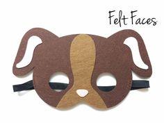 Farm Animal Party Masks, Farm Animal Party Favors, Farm Animal Party Supplies