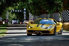 Goodwood Festival of Speed 2014 - Ferrari