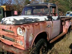 1957 Dodge Power Wagon D100 4x4 | Flickr - Photo Sharing!