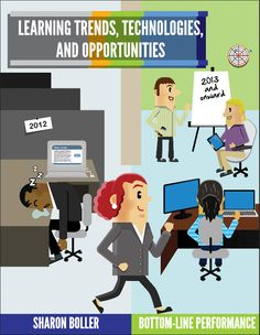 #Learning Trends, Technologies and Opportunities