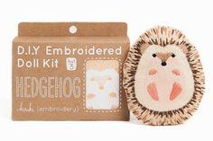 Nice Animal D.I.Y. Embroidery Kits-5