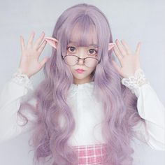  Harajuku Lolita Cosplay Curly Wig 🔍 Product ID: New Arrival at Tap to shop 👆 . Brown Ombre Hair, Ombre Hair Color, Purple Hair, Red Violet Hair, Bright Red Hair, Dark Red Hair, Burgundy Hair, Pastel Hair, Brown Hair Colors