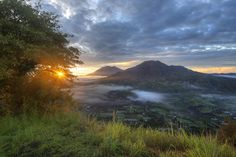 Photograph Morning Breeze at Pinggan by Pandu Adnyana on 500px