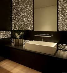 black vanities with white basins - Google Search