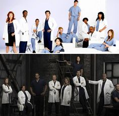 Grey's Anatomy Cast Then and Now — The Doctors Almost a Decade Later!