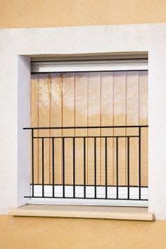 garde corps fer forg bruni sur balcon martigues garde corps pinte. Black Bedroom Furniture Sets. Home Design Ideas