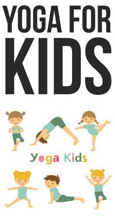 Yoga For Kids #findyouryoga www.YogaTravelTree.com Eeeep! I'm gonna do yoga with my children! :333