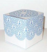 printable box. 4 colors.
