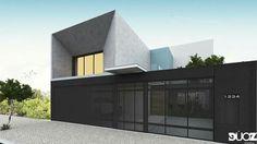 Novo conceito de residencia #DÚOZarquitetos