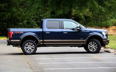 2015 - Present Ford - Show me your Leveled trucks with OEM rims! - I would love to see all your leveled trucks with OEM rims! Post your pics with tire sizes. Dream Car Garage, My Dream Car, Dream Cars, Suv Trucks, Cool Trucks, Nitto Ridge Grappler, Airstream Campers, Oem Wheels, King Ranch