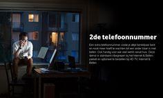 Maakt u gebruik van 2 telefoonnummers dan is dat voor Vodafone geen probleem, u kunt het 2de telefoonnummer  natuurlijk gewoon behouden.