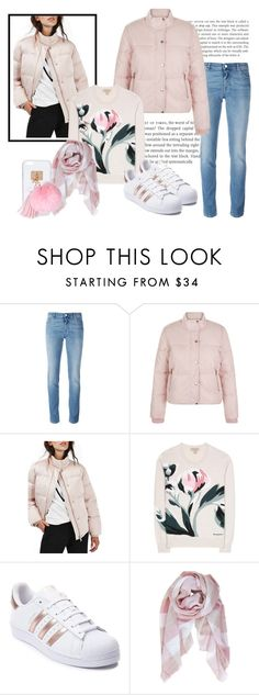 """""""Perfect puffer jackets"""" by janie-xox ❤ liked on Polyvore featuring Givenchy, New Look, Topshop, Burberry, adidas, Humble Chic, Ashlyn'd and puffers"""