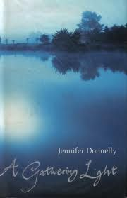 A Gathering Light by Jennifer Donnelly  When mattie Gokey is given a bundle of letters to burn she fully intends to execute the wishes of the giver, Grace Brown. When Grace Brown is found drowned the next day in Big Moose Lake, Mattie finds that it is not as easy to burn those letters as she had thought. And, as she reads, a riveting story emerges - not only Grace Brown's story but also Mattie's hopes and ambitions for the future and her relationships with her friends and family.