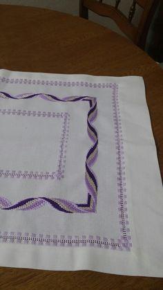 Vintage, Bargello Patterns, Straight Stitch, Paths, Table Toppers, Needlepoint, Crochet Tablecloth, Hardanger, Punto De Cruz
