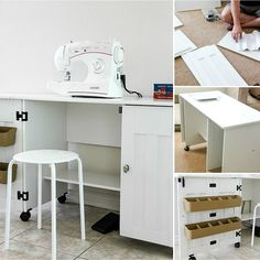 Incroyable Sauder Sewing Craft   Google Search