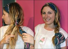 How-to: Scarf & Braid