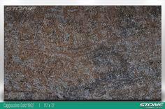 Cappuccino Gold granite 3cm | at graniteworksmd.com Stone Slab, Granite, Natural Stones, Marble, Yard, Beautiful, Patio, Granite Counters, Marbles