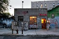 """Roberta's, Brooklyn. """"one of the more extraordinary restaurants in the United States."""""""