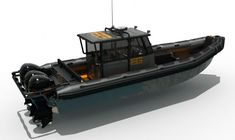Called Bear Grylls RIBs, the range contains four boats running to 36ft
