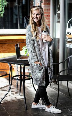 f93c94da40 Collections. Oversized Cardigan OutfitOutfits ...