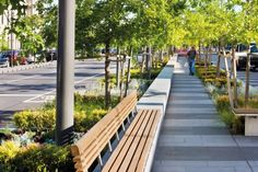 Central Dandenong Lonsdale Street Redesign and Upgrade by BKK Architects - I Like Architecture