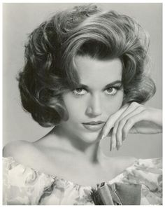 Jane Fonda  (Born - 21 December 1937)